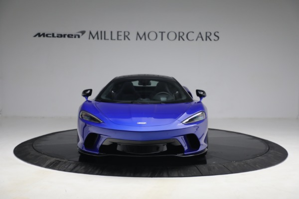 New 2022 McLaren GT Luxe for sale $228,080 at Bugatti of Greenwich in Greenwich CT 06830 12