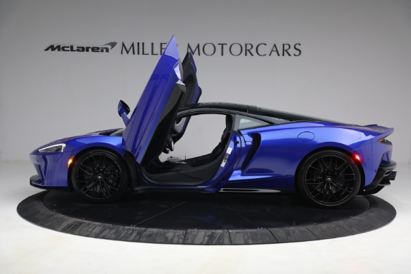 New 2022 McLaren GT Luxe for sale $228,080 at Bugatti of Greenwich in Greenwich CT 06830 15