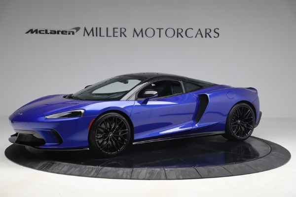 New 2022 McLaren GT Luxe for sale $228,080 at Bugatti of Greenwich in Greenwich CT 06830 2