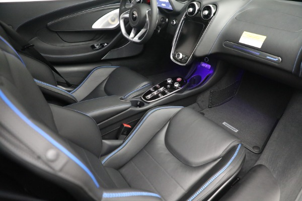 New 2022 McLaren GT Luxe for sale $228,080 at Bugatti of Greenwich in Greenwich CT 06830 20