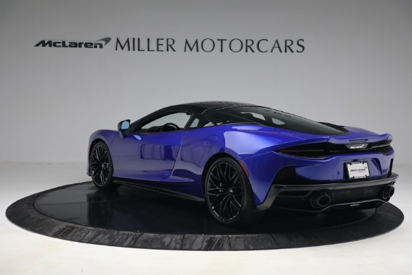 New 2022 McLaren GT Luxe for sale $228,080 at Bugatti of Greenwich in Greenwich CT 06830 5