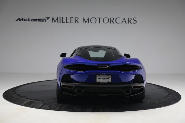 New 2022 McLaren GT Luxe for sale $228,080 at Bugatti of Greenwich in Greenwich CT 06830 6