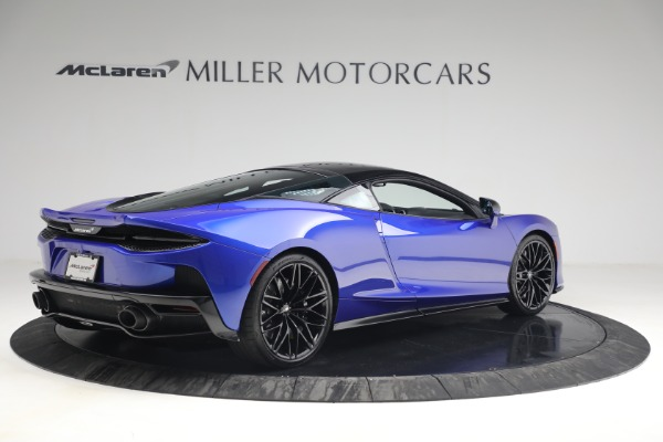 New 2022 McLaren GT Luxe for sale $228,080 at Bugatti of Greenwich in Greenwich CT 06830 8