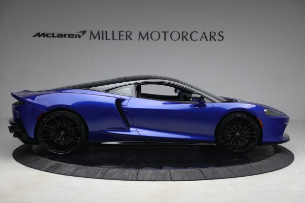 New 2022 McLaren GT Luxe for sale $228,080 at Bugatti of Greenwich in Greenwich CT 06830 9