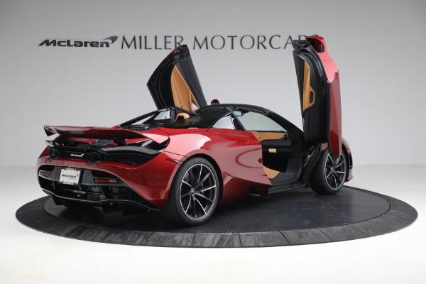 New 2022 McLaren 720S Spider for sale $382,090 at Bugatti of Greenwich in Greenwich CT 06830 18