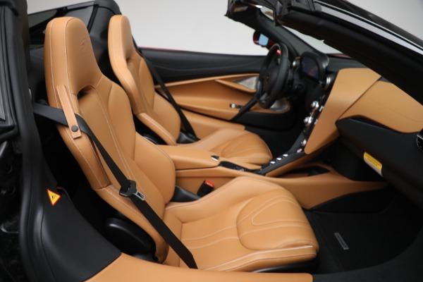 New 2022 McLaren 720S Spider for sale $382,090 at Bugatti of Greenwich in Greenwich CT 06830 26