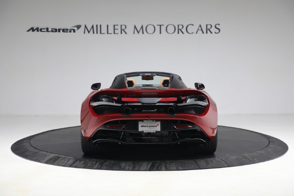 New 2022 McLaren 720S Spider for sale $382,090 at Bugatti of Greenwich in Greenwich CT 06830 6