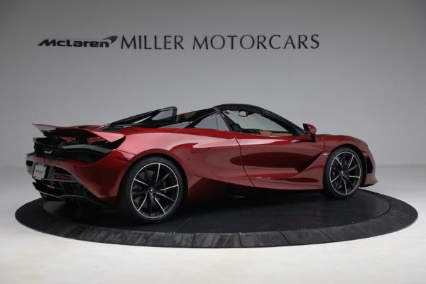 New 2022 McLaren 720S Spider for sale $382,090 at Bugatti of Greenwich in Greenwich CT 06830 8