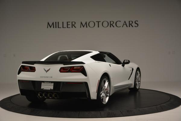 Used 2014 Chevrolet Corvette Stingray Z51 for sale Sold at Bugatti of Greenwich in Greenwich CT 06830 11