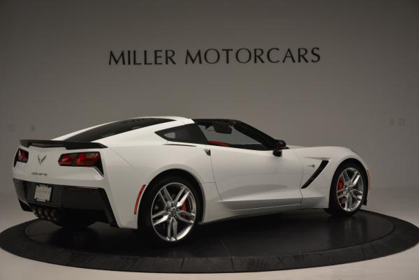 Used 2014 Chevrolet Corvette Stingray Z51 for sale Sold at Bugatti of Greenwich in Greenwich CT 06830 12
