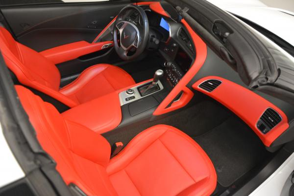 Used 2014 Chevrolet Corvette Stingray Z51 for sale Sold at Bugatti of Greenwich in Greenwich CT 06830 18