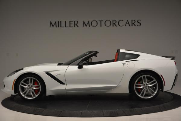 Used 2014 Chevrolet Corvette Stingray Z51 for sale Sold at Bugatti of Greenwich in Greenwich CT 06830 6