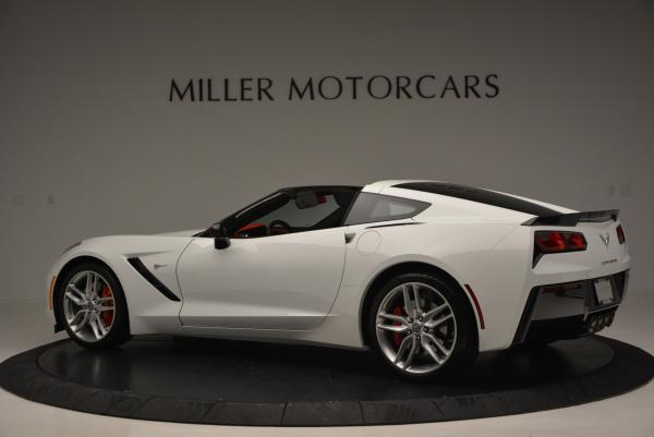 Used 2014 Chevrolet Corvette Stingray Z51 for sale Sold at Bugatti of Greenwich in Greenwich CT 06830 7