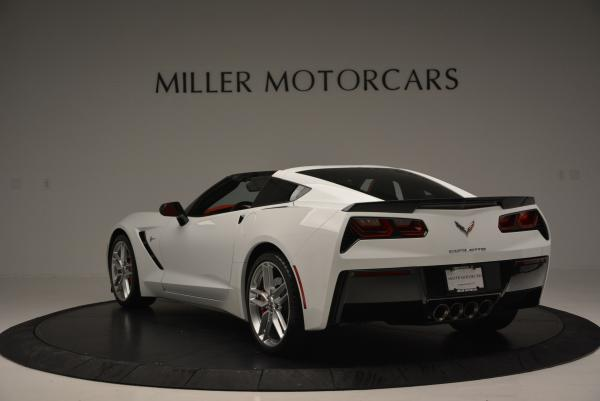 Used 2014 Chevrolet Corvette Stingray Z51 for sale Sold at Bugatti of Greenwich in Greenwich CT 06830 8