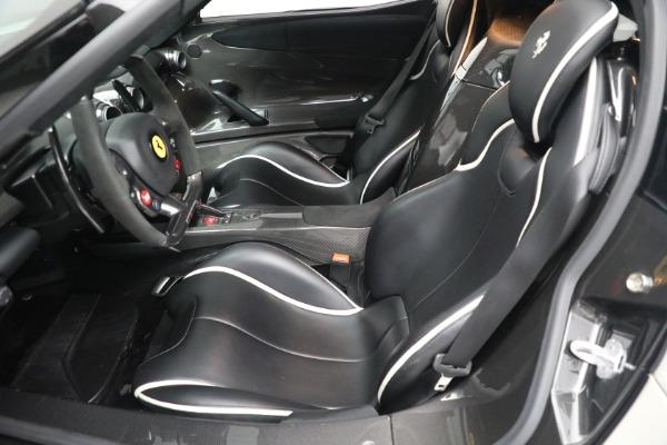 Used 2014 Ferrari LaFerrari for sale Call for price at Bugatti of Greenwich in Greenwich CT 06830 15