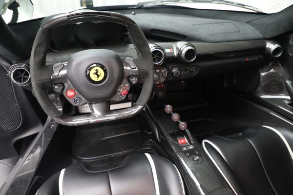 Used 2014 Ferrari LaFerrari for sale Call for price at Bugatti of Greenwich in Greenwich CT 06830 17