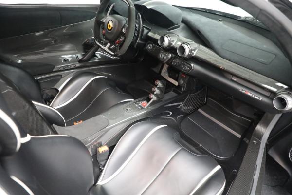 Used 2014 Ferrari LaFerrari for sale Call for price at Bugatti of Greenwich in Greenwich CT 06830 19