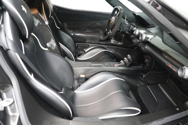 Used 2014 Ferrari LaFerrari for sale Call for price at Bugatti of Greenwich in Greenwich CT 06830 20
