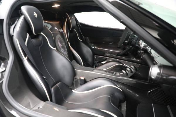 Used 2014 Ferrari LaFerrari for sale Call for price at Bugatti of Greenwich in Greenwich CT 06830 21
