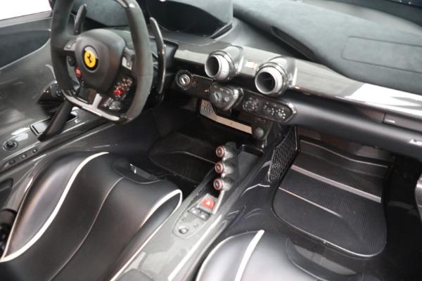 Used 2014 Ferrari LaFerrari for sale Call for price at Bugatti of Greenwich in Greenwich CT 06830 23
