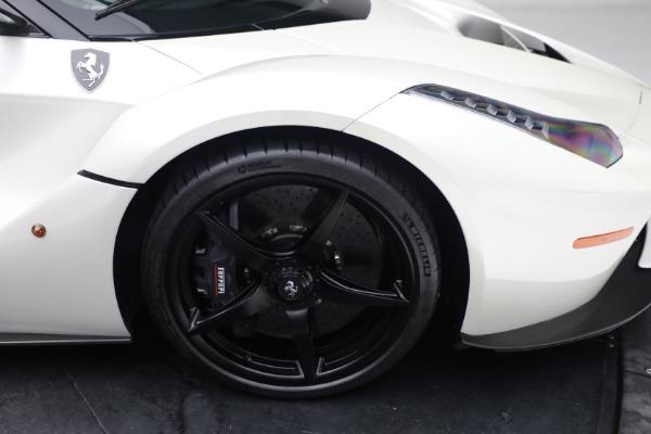 Used 2014 Ferrari LaFerrari for sale Call for price at Bugatti of Greenwich in Greenwich CT 06830 24