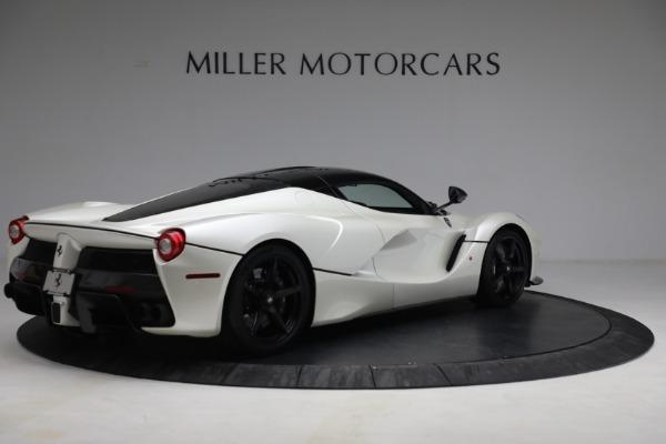 Used 2014 Ferrari LaFerrari for sale Call for price at Bugatti of Greenwich in Greenwich CT 06830 9