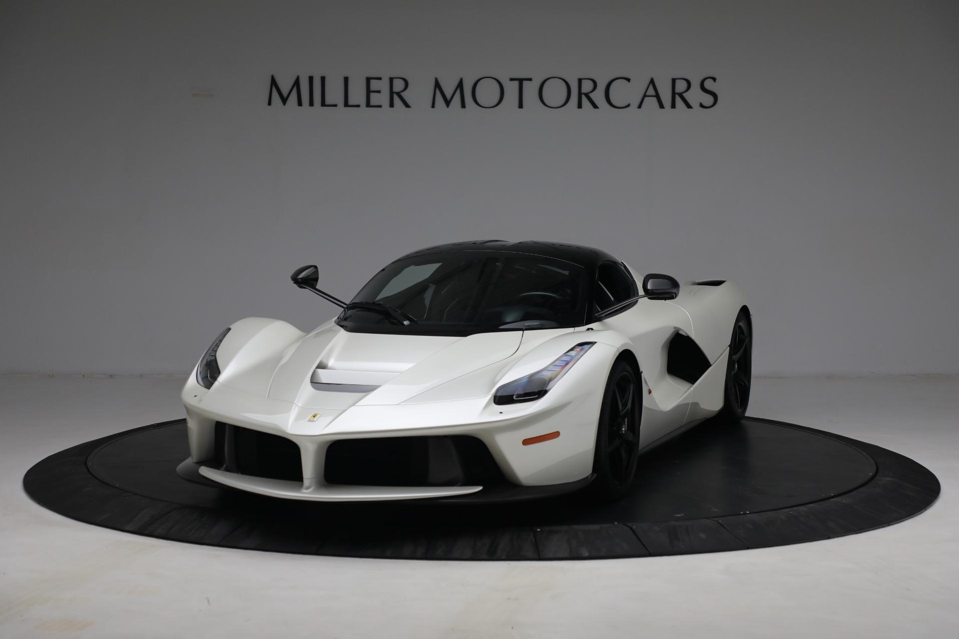 Used 2014 Ferrari LaFerrari for sale Call for price at Bugatti of Greenwich in Greenwich CT 06830 1