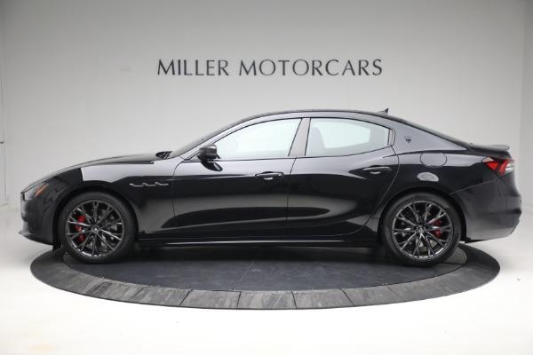 New 2022 Maserati Ghibli Modena Q4 for sale $103,855 at Bugatti of Greenwich in Greenwich CT 06830 3
