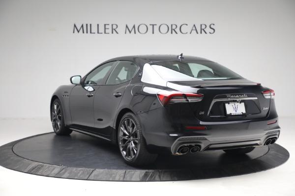New 2022 Maserati Ghibli Modena Q4 for sale $103,855 at Bugatti of Greenwich in Greenwich CT 06830 5
