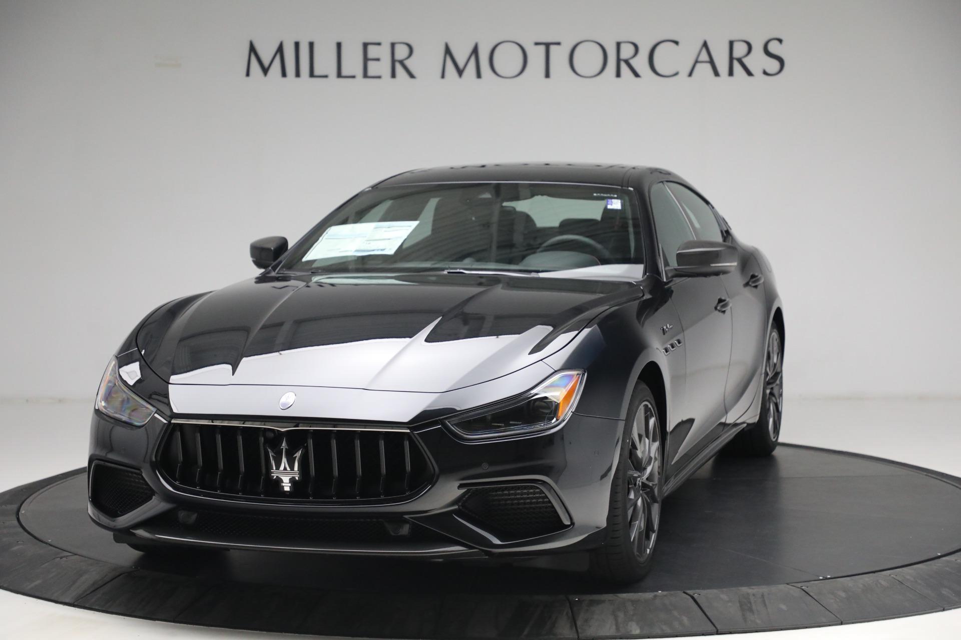 New 2022 Maserati Ghibli Modena Q4 for sale $103,855 at Bugatti of Greenwich in Greenwich CT 06830 1