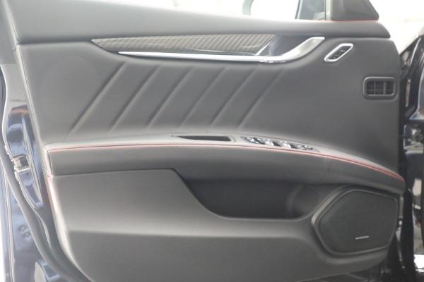 New 2022 Maserati Ghibli Modena Q4 for sale $103,855 at Bugatti of Greenwich in Greenwich CT 06830 13