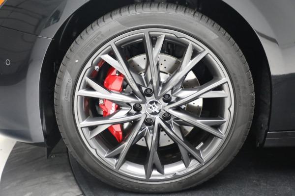 New 2022 Maserati Ghibli Modena Q4 for sale $103,855 at Bugatti of Greenwich in Greenwich CT 06830 20