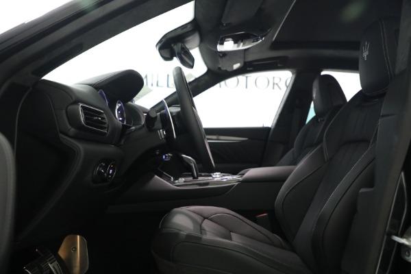 New 2022 Maserati Levante Modena for sale $108,775 at Bugatti of Greenwich in Greenwich CT 06830 15