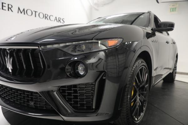 New 2022 Maserati Levante Modena for sale $108,775 at Bugatti of Greenwich in Greenwich CT 06830 22