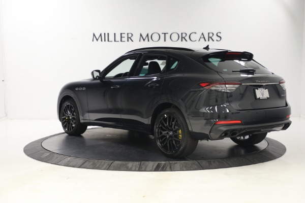 New 2022 Maserati Levante Modena for sale $108,775 at Bugatti of Greenwich in Greenwich CT 06830 7