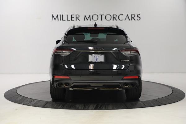 New 2022 Maserati Levante Modena for sale $108,775 at Bugatti of Greenwich in Greenwich CT 06830 8