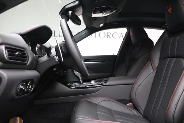New 2022 Maserati Levante GT for sale Sold at Bugatti of Greenwich in Greenwich CT 06830 14