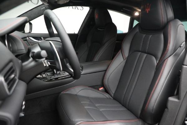 New 2022 Maserati Levante GT for sale Sold at Bugatti of Greenwich in Greenwich CT 06830 15
