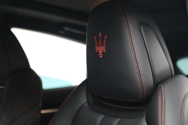 New 2022 Maserati Levante GT for sale Sold at Bugatti of Greenwich in Greenwich CT 06830 16