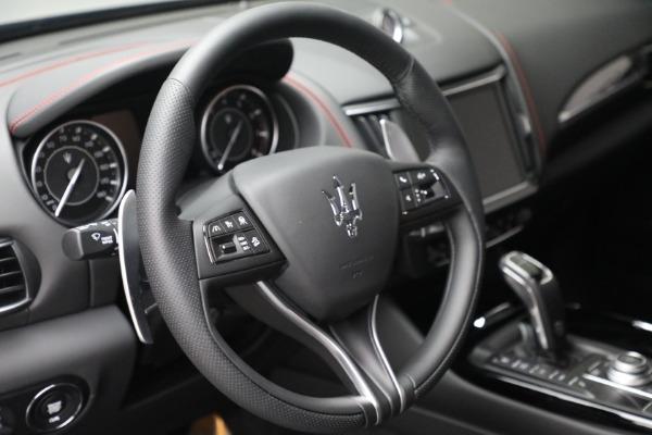 New 2022 Maserati Levante GT for sale Sold at Bugatti of Greenwich in Greenwich CT 06830 17
