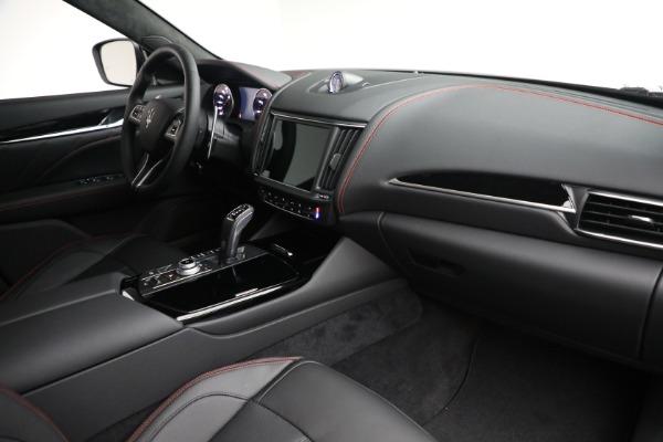 New 2022 Maserati Levante GT for sale Sold at Bugatti of Greenwich in Greenwich CT 06830 24