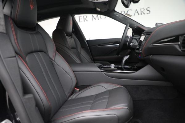 New 2022 Maserati Levante GT for sale Sold at Bugatti of Greenwich in Greenwich CT 06830 25