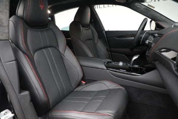 New 2022 Maserati Levante GT for sale Sold at Bugatti of Greenwich in Greenwich CT 06830 26
