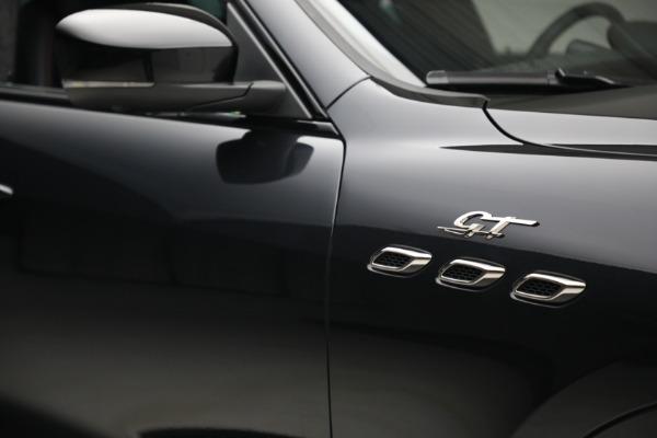 New 2022 Maserati Levante GT for sale Sold at Bugatti of Greenwich in Greenwich CT 06830 28