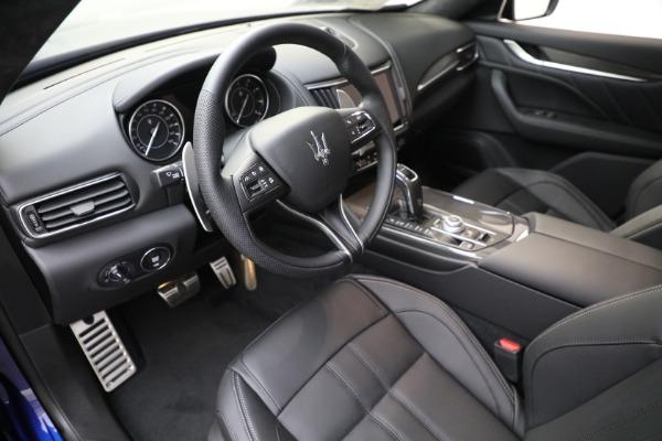 New 2022 Maserati Levante Modena for sale $108,475 at Bugatti of Greenwich in Greenwich CT 06830 13