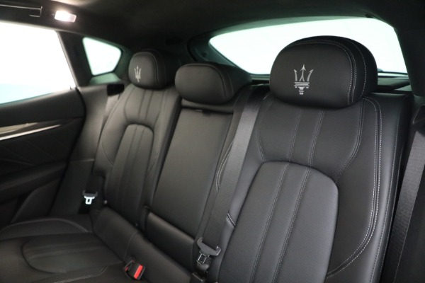 New 2022 Maserati Levante Modena for sale $108,475 at Bugatti of Greenwich in Greenwich CT 06830 18