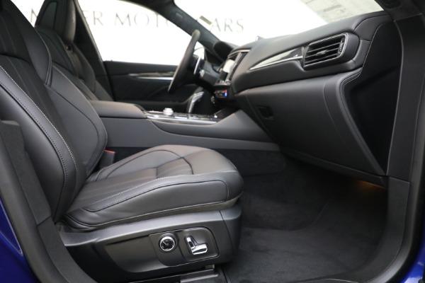 New 2022 Maserati Levante Modena for sale $108,475 at Bugatti of Greenwich in Greenwich CT 06830 23