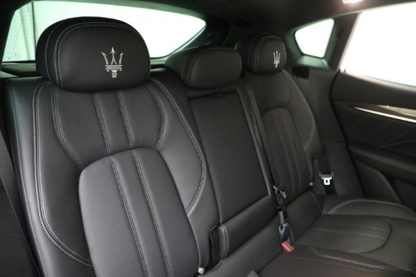 New 2022 Maserati Levante Modena for sale $108,475 at Bugatti of Greenwich in Greenwich CT 06830 26