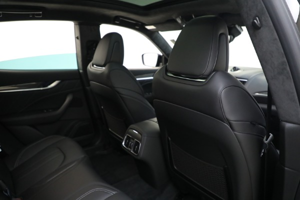 New 2022 Maserati Levante Modena for sale $108,475 at Bugatti of Greenwich in Greenwich CT 06830 28
