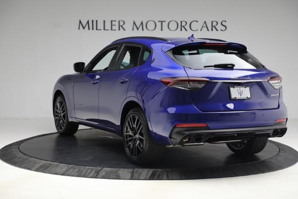 New 2022 Maserati Levante Modena for sale $108,475 at Bugatti of Greenwich in Greenwich CT 06830 5